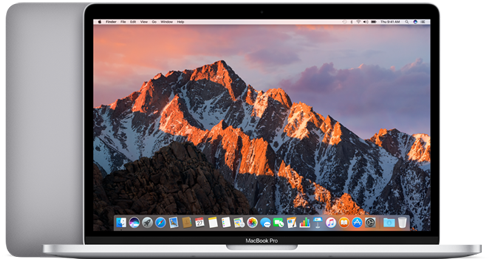 New 2016 13-inch Macbook Pro