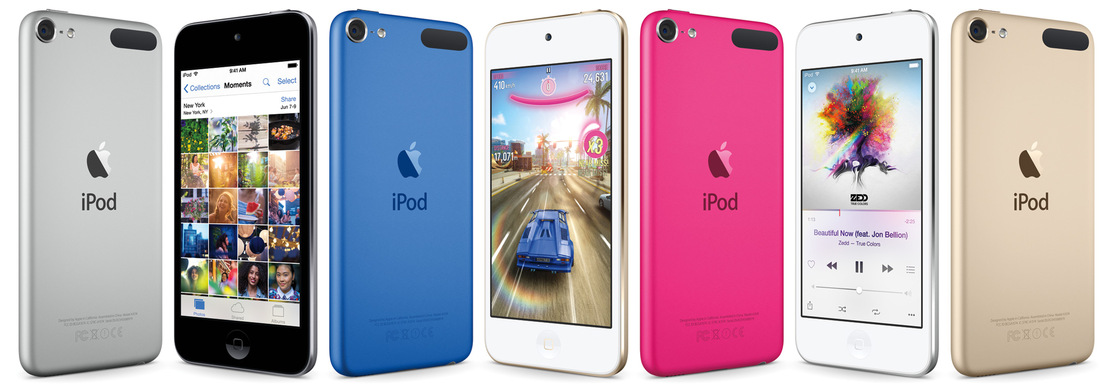 iPod Touch 2015 New Zealand