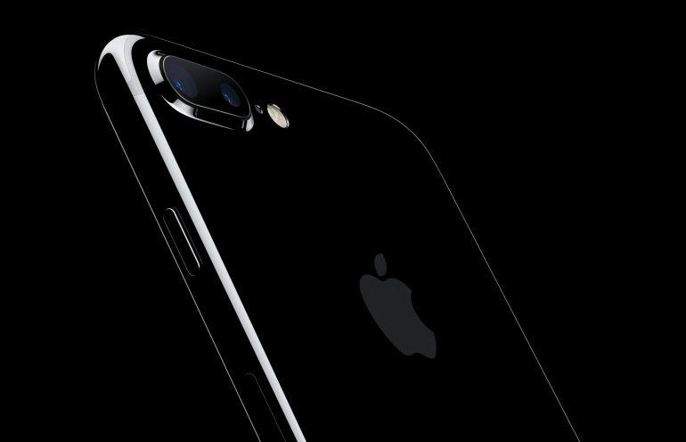 Apple iPhone 7 Plus Jet Black New Zealand