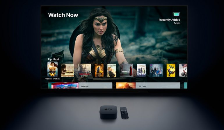 Apple TV 4K New Zealand