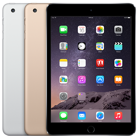 iPad Mini 4 product