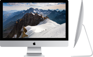 New 27-inch Apple iMac
