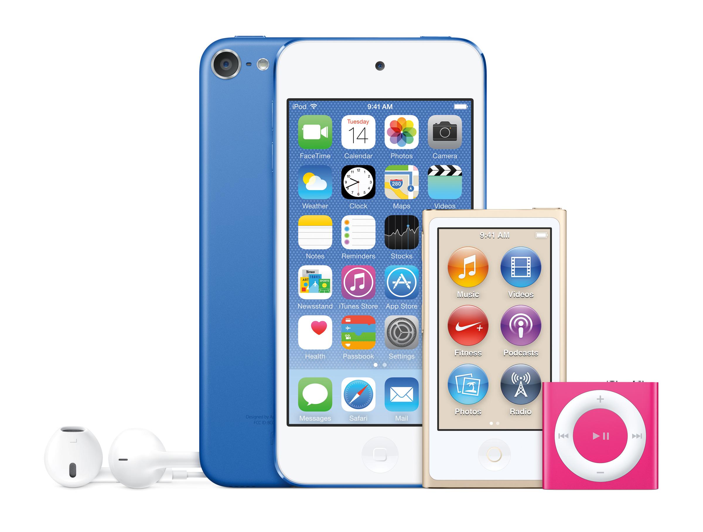 iPod touch  Apple DE