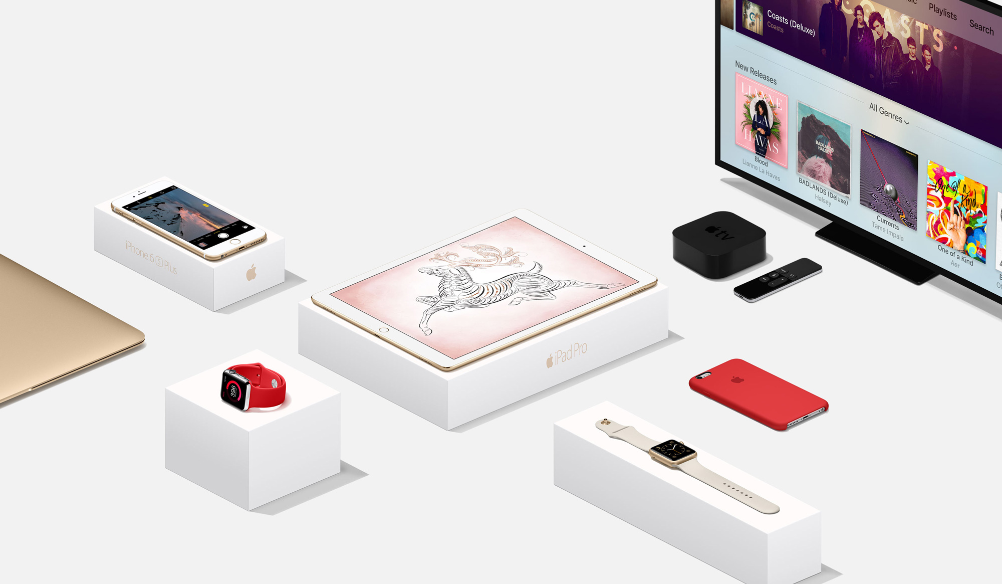 Great Gift Ideas With Apple 2015 Christmas Guide - Mac Prices New ...