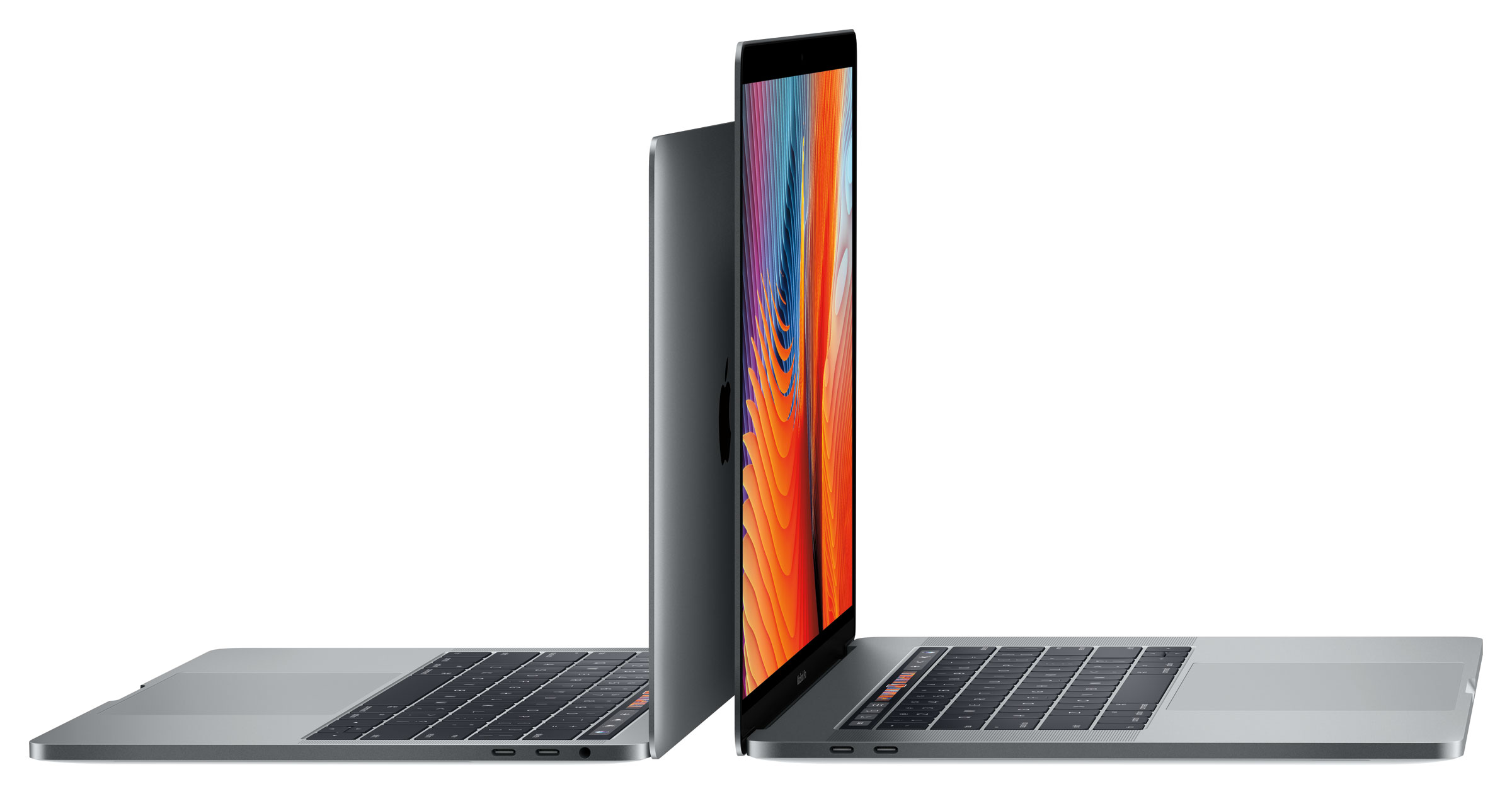 All new 2016 MacBook Pro range