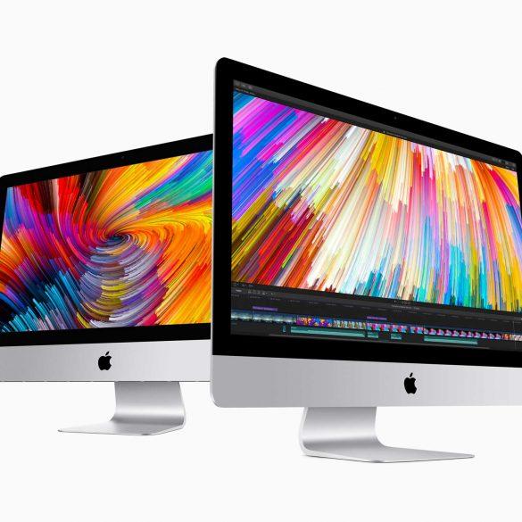 New 2017 iMac Range New Zealand