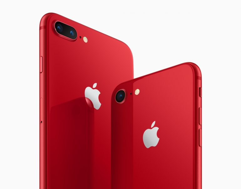 Special Edition Red Iphone 8 And Iphone 8 Plus Mac Prices New Zealand
