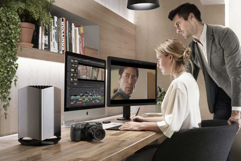 Blackmagic eGPU Australia with Apple MacBook Pro