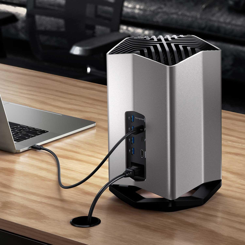 Blackmagic external GPU for MacBook Pro