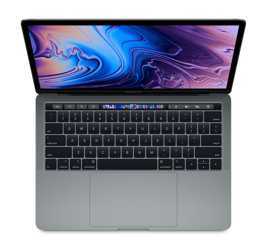 New 2018 13 inch MacBook Pro with Touch Bar