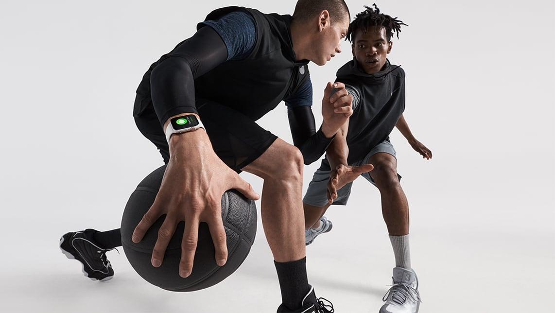 Apple Watch Series 4 Basketball