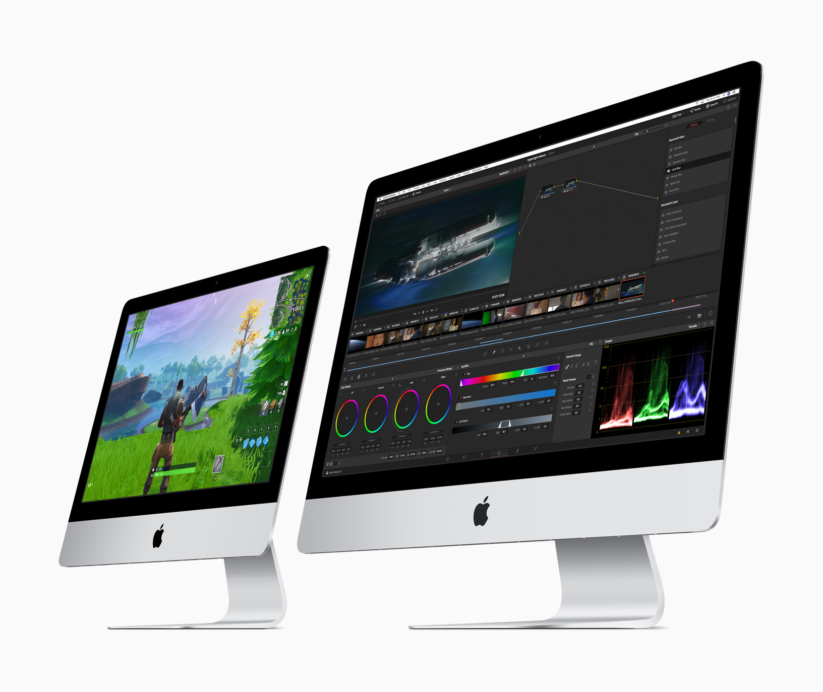 New iMac 2019 release performance