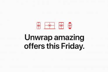 Apple NZ Black Friday Cyber Monday Promotion