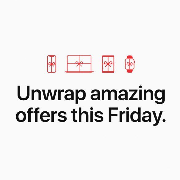 Apple NZ Black Friday Cyber Monday Promotion
